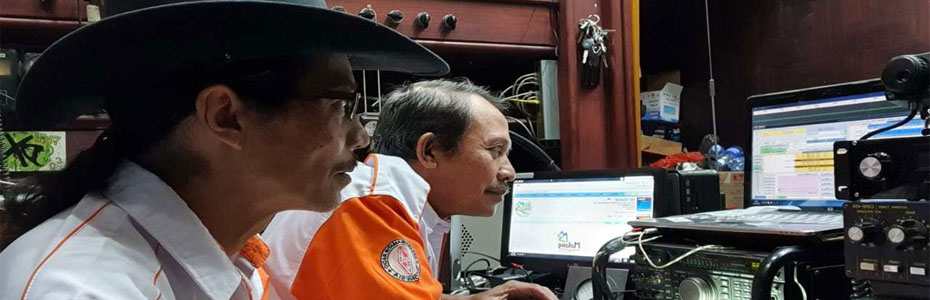YH3AH Club Station Orlok Kanjuruhan Kabupaten Malang Jawa Timur