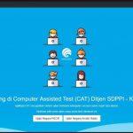 Simulasi Computer Assisted Test Unar